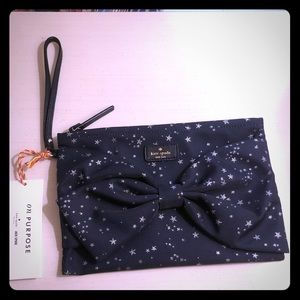 Kate Spade On Purpose wristlet
